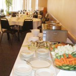 Catering and Banquet Rooms