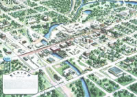 Aerial view of Albion 1993